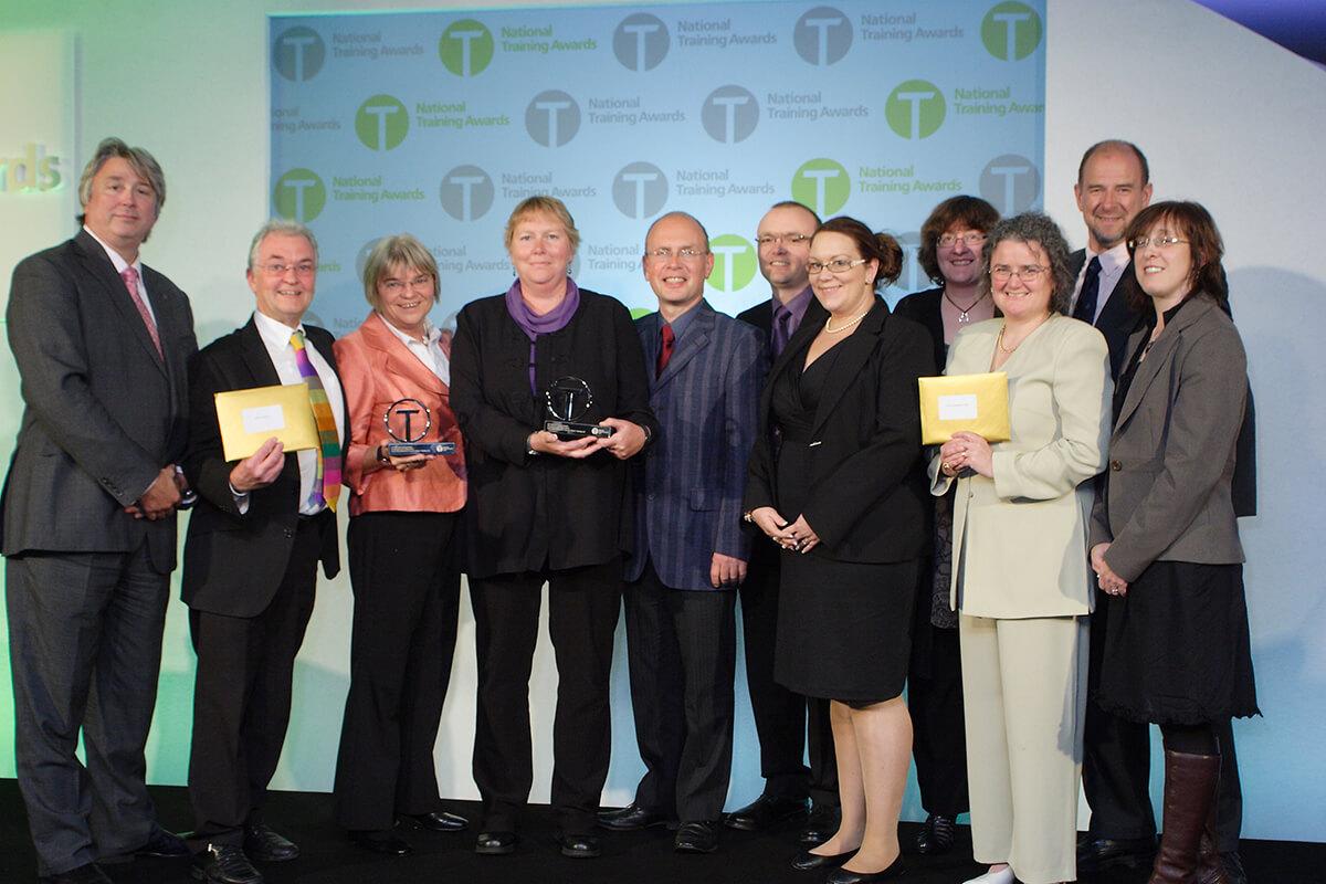 National Training Awards Presentation